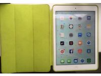 iPad air, 32GB in an excellent condition