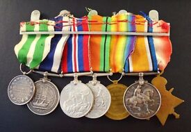 WANTED: Antiques, collectables, watches, coins, medals and old things!