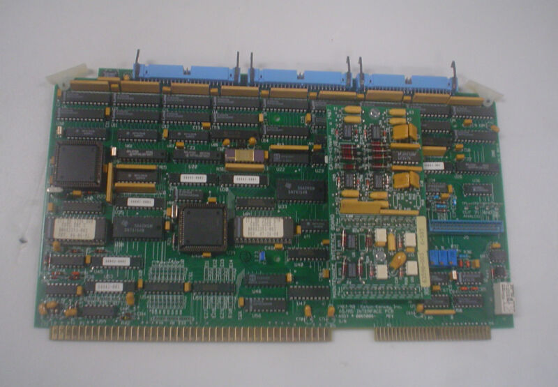 Eaton Kenway  0065006 63598-003 As/rs Interface Pcb  -  Used - 60 Day Warranty