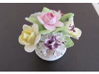 Royal Daulton flower posy