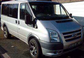 Ford Transit TOURNEO 9 SEAT MK7 ST REPLICA 90% Complete Project