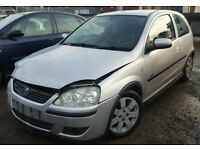 Vauxhall Corsa 1.2 SXI Z12XEP Z157 breaking for spares.