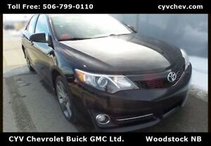 2012 Toyota Camry SE - Navigation, Heated Leather - $10/Day
