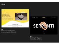 MOBILE APP DEVELOPMENT-WEB DEVELOPMENT -WEBSITE DESIGN   GRAPHIC DESIGN   BRANDING   WORDPRESS   SEO
