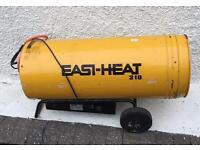 easy-heat 310 industrial propane space heater
