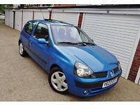 ## Cheap 2001 Y Renault Clio 1.4 Dynamique + 3 Door ##