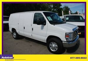 2011 Ford E-250 3/4 TON CARGO CHROME PKG TONTED BACK WINDOWS