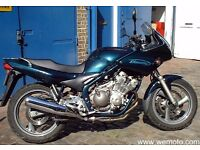 YAMAHA DIVERSION 600 1992 - BREAKING FOR SPARES