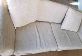 3 seater and armchair!
