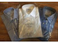 Charles Tyrwhitt Shirts (x3 NEW)