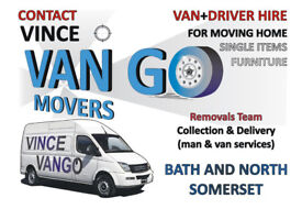 Household Removals, Furniture Movers, Single Item, Removals Man and Van in Bath and North Somerset