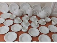over 40 pieces royal crown derby