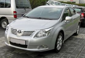 2010 TOYOTA AVENSIS 2.0 TD 1AD-FTV MANUAL BREAKING FOR PARTS & SPARES SALOON SILVER