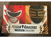 SDCC Power Rangers Lightning Collection twin pack