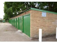 Lock Up Garages To Rent in Hornchurch