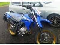 2010 yamaha xt125x 125cc motorbike