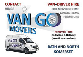 Removals in Bath and North Somerset, Houshold & Single Items Collection and Delivery Man and Van