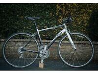 """Giant Rapid 2 - Road Bike - Medium frame - 50cm - Suit rider 5'6""""-5'10"""""""