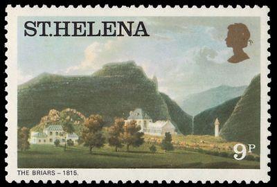 "ST. HELENA 303 (SG324A) - ""The Briars, 1815""  (pa83556)"