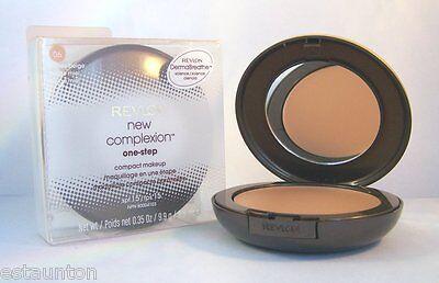 Revlon Makeup New Complexion One Step Foundation Compact - Honey Beige 06