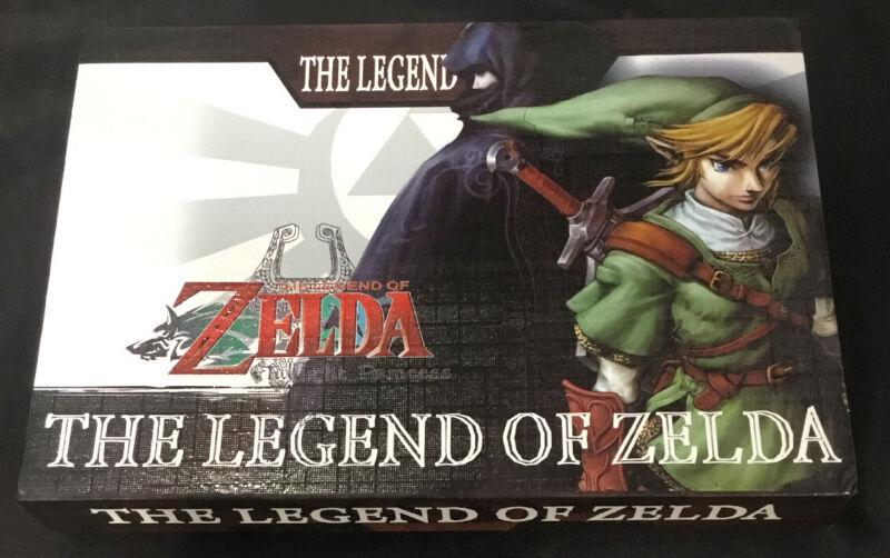 NINTENDO THE LEGEND OF ZELDA TWILIGHT PRINCESS SHIELD & SWORD SET