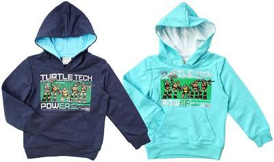 Jungen Tmnt Teenage Mutant Ninja Turtles Tech Strom Sweat Kapuzenpullover 3 (Teenage Mutant Ninja Turtles Kapuzenpullover)