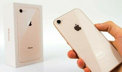 Apple iPhone 8 - 64GB - Gold (Unlocked) - Superb Condition