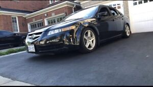 2004 Acura TL Dynamic package