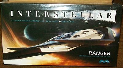 INTERSTELLAR RANGER MODEL KIT 1/72 SCALE NEW IN PACKAGE #snov15-710