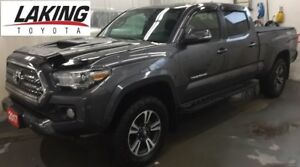 """2017 Toyota Tacoma TRD 4X4 SPORT DOUBLE CAB  """"AWESOME TRUCK"""" Cle"""