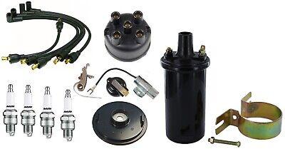 12v Coil Ignition Tune Up Kit Ih Farmall Super W4 Super W6 Super W6ta