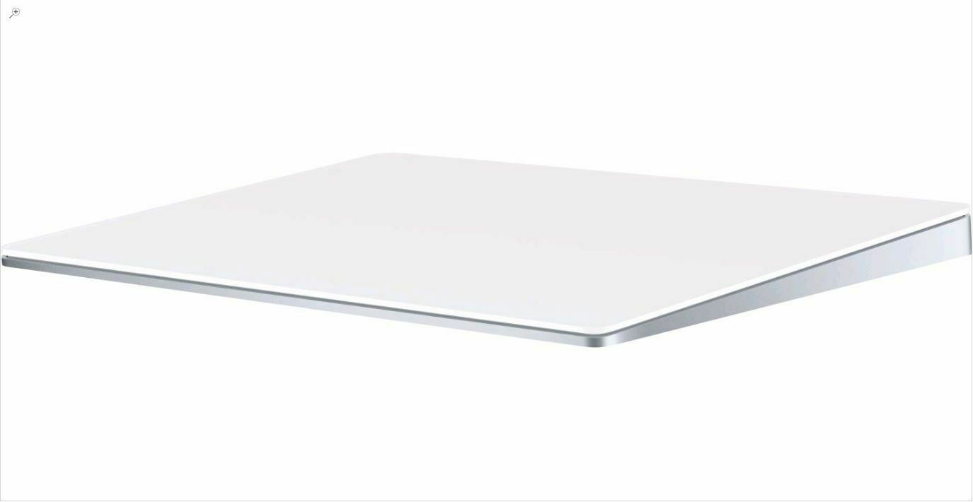 Apple Touchpad Magic Trackpad 2 (MJ2R2Z/A) Silber-NEU+OVP