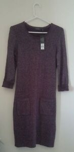 brand new - long sleeve dress - fall and winter