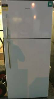 Hisense 526L NEW Fridge and Freezer /12 Months warranty Y075