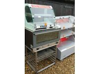 Commercial hot food oven, display & warmer.