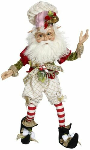 Mark Roberts Northpole Baker Elf Med 18 inches 51-85608