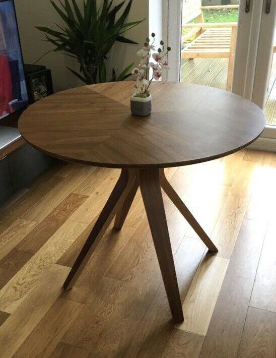 housejohn lewis radar 4 seater round dining table