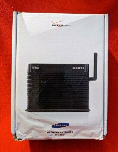 Samsung SCS-2U01 MicroCell Wireless Network Extender for Verizon Wireless