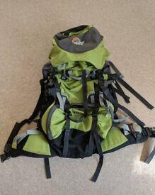 Lowe alpine summit 80l rucksack