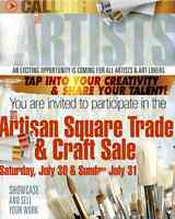***CALLING ALL CRAFTERS & TRADE SHOW VENDORS***