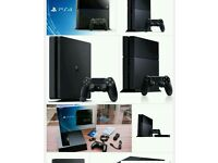 I want to buy Sony PlayStation 4 with controller 🎮 and all accessories £100