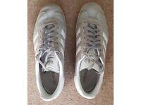 Adidas Gazelle trainers - womens size 7