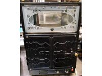 VICTORIAN JACKET POTATO OVEN WITH HEATED DISPLAY