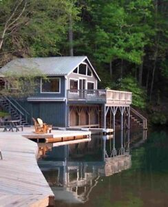 Looking for: Lakefront cottage rental for July 26-28