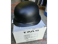 Motorbike Helmet German Style DOT Approved Size XL