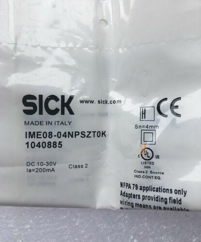 1Pcs NEW SICK Proximity Switch Sensor IME08-04NPSZTOK 1040885