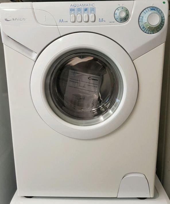 Washing Machine Candy 3 5kg Mini Tiny Small Baby Weymouth