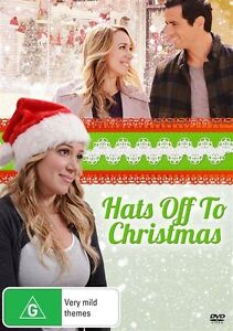 Hats Off To Christmas DVD R4 NEW