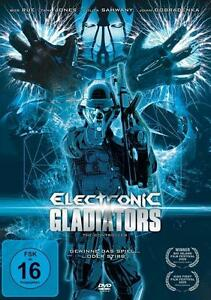 DVD-044--ELECTRONIC GLADIATORS - <span itemprop='availableAtOrFrom'>Waltrop, Deutschland</span> - DVD-044--ELECTRONIC GLADIATORS - Waltrop, Deutschland