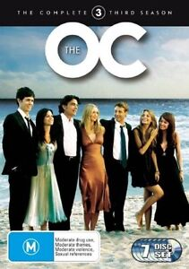 The O.C. : Season 3 (DVD, 2006, 7-Disc Set)